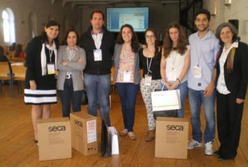 Bacelar premeia Vencedores no XIII Congresso de Nutrição e Alimentação