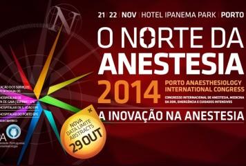 O NORTE DA ANESTESIA 2014